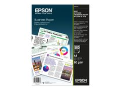 Epson Business Paper - A4 (210 x 297 mm) - 80 g/m² - 500 ark vanlig papir - for EcoTank ET-16500, 2650, 2751, 2756; Expression Photo XP-970; Expression Premium XP-540