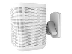 NEWSTAR NeoMounts NM-WS130WHITE - Veggmontering for høyttaler(e) - hvit - for Sonos PLAY:1, PLAY:3