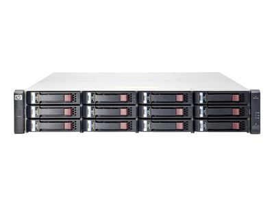 Hewlett Packard Enterprise HPE Modular Smart Array 2040 SAN Dual Controller LFF Storage - harddiskarray (K2R79A)