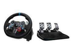 Logitech G29 Driving Force - Hjul- og pedalsett - kablet - for Sony PlayStation 3, Sony PlayStation 4