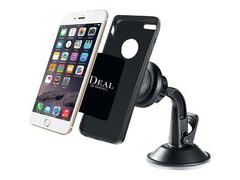 iDEAL OF SWEDEN IDEAL Car Mount - Magnetisk holder - svart