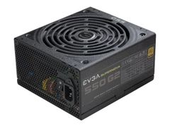 EVGA SuperNOVA 550 G2 - Strømforsyning (intern) - 80 PLUS Gold - AC 100-240 V - 550 watt