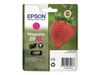 Epson 29XL - 6.4 ml - XL - magenta - original - blekkpatron - for Expression Home XP-235, 245, 247, 332, 335, 342, 345, 432, 435, 442, 445 (C13T29934010)