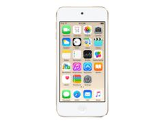Apple iPod touch - 6. generasjon - digital spiller - Apple iOS 8 - 64 GB - gull