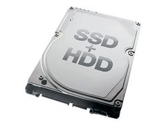 Seagate Game Drive for PlayStation STBD1000101 - Hybrideharddisk - 1 TB (8 GB Flash) - intern - 2.5