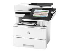 HP LaserJet Enterprise Flow MFP M527c - Multifunksjonsskriver - S/H - laser - Legal (216 x 356 mm) (original) - A4/Legal (medie) - opp til 43 spm (trykking) - 650 ark - 33.6 kbps - USB 2.0, Gigabit LAN,