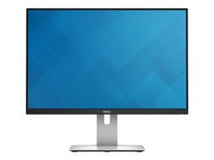 "DELL UltraSharp U2415 - LED-skjerm - 24.1"" (24.1"" synlig) - 1920 x 1200 - IPS - 300 cd/m² - 1000:1 - 6 ms - 2xHDMI (MHL), DisplayPort, Mini DisplayPort - svart - med 3-års Premium Panel Exchange-service -"