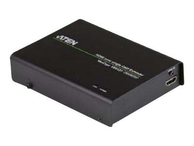 ATEN VanCryst VE812R HDMI Over Single Cat 5 Receiver - video/ lyd-forlenger - HDMI, HDBaseT (VE812T-AT-G)