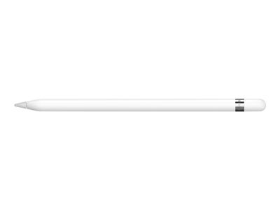 Apple Pencil - Stylus - for 10.5-inch iPad Air (3rd generation); 10.5-inch iPad Pro; 12.9-inch iPad Pro (1st generation,  2nd generation); 9.7-inch iPad (6th generation); 9.7-inch iPad Pro; iPad mini 5 (MK0C2ZM/A)