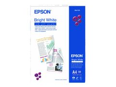 Epson Bright White - A4 (210 x 297 mm) - 90 g/m² - 500 ark vanlig papir - for EcoTank ET-16500, 2650, 2710, 2711, 2720, 2726, 2756, 4700; Expression Premium XP-540, 900