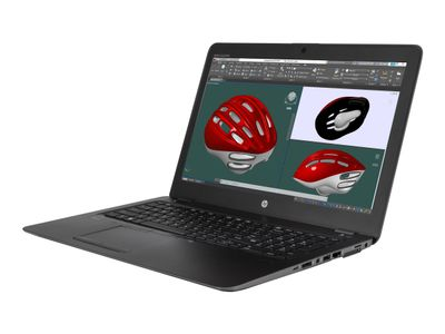 "HP ZBook 15u G3 Mobile Workstation - Ultrabook - Core i7 6600U / 2.6 GHz - Win 7 Pro 64-bit (inkluderer Win 10 Pro 64-bit License) - 16 GB RAM - 512 GB SSD HP Z Turbo Drive - 15.6"" IPS 3840 x 2160 (Ultra (T7W17EA#AK8)"