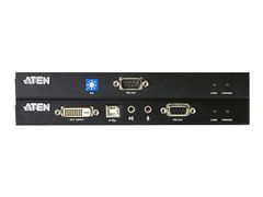 ATEN CE 600 Local and Remote Units - KVM / lyd / seriellutvider