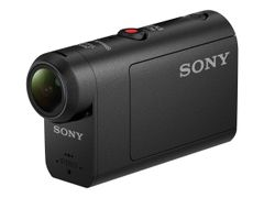 Sony Action Cam-HDR-AS50 - Actionkamera - monterbar - 1080 p / 60 fps - 11.1 Mpix - Carl Zeiss - Wi-Fi - under vannet inntil 60 m - svart