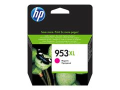 HP 953XL - 20.5 ml - Høy ytelse - magenta - original - blekkpatron - for Officejet Pro 7720, 7730, 7740, 8218, 8710, 8715, 8720, 8725, 8730, 8740, 8745
