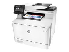 HP Color LaserJet Pro MFP M377dw - Multifunksjonsskriver - farge - laser - Legal (216 x 356 mm) (original) - A4/Legal (medie) - opp til 24 spm (kopiering) - opp til 24 spm (trykking) - 300 ark - USB 2.0,