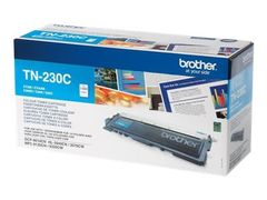 Brother TN230C - cyan - original - tonerpatron