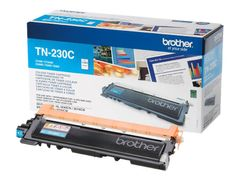Brother TN230C - Cyan - original - tonerpatron - for Brother DCP-9010CN, HL-3040CN, HL-3040CW, HL-3070CW, MFC-9120CN, MFC-9320CN, MFC-9320CW