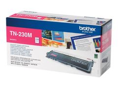 Brother TN230M - Magenta - original - tonerpatron - for Brother DCP-9010CN, HL-3040CN, HL-3040CW, HL-3070CW, MFC-9120CN, MFC-9320CN, MFC-9320CW
