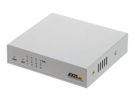 AXIS Companion Switch - switch - 4 porter (5801-352)