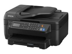 Epson WorkForce WF-2750DWF - Multifunksjonsskriver - farge - ink-jet - A4/Legal (medie) - opp til 33 spm (trykking) - 150 ark - 33.6 kbps - USB 2.0, Wi-Fi(n)
