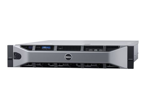 DELL EMC PowerEdge R530 - rackmonterbar - Xeon E5-2609V4 1.7 GHz - 8 GB - 1 TB