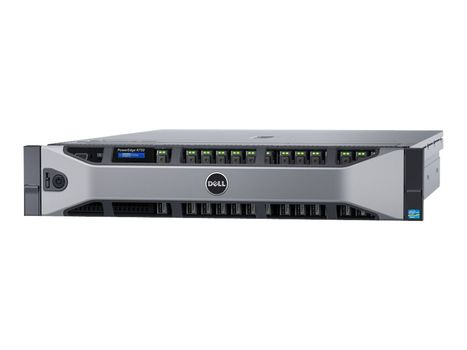 DELL EMC PowerEdge R730 - Server - rackmonterbar - 2U