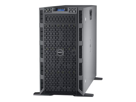 DELL PowerEdge T630 - tower - Xeon E5-2609V4 1.7 GHz - 8 GB - 1 TB