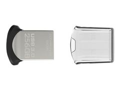 SanDisk Ultra Fit - USB-flashstasjon - 16 GB - USB 3.0