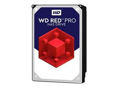 "WD Red Pro NAS Hard Drive WD101KFBX - Harddisk - 10 TB - intern - 3.5"" - SATA 6Gb/s - 7200 rpm - buffer: 256 MB"