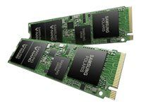 Samsung PM961 MZVLW256HEHP - Solid State Drive - kryptert - 256 GB - intern - M.2 2280 - PCI Express 3.0 x4 (NVMe) - TCG Opal Encryption 2.0