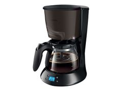 Philips Daily Collection HD7459 - Kaffemaskin - 15 kopper - titan
