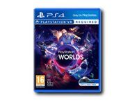 Sony VR Worlds - PlayStation 4