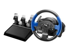 Thrustmaster T150 Pro - Hjul- og pedalsett - kablet - for PC, Sony PlayStation 3, Sony PlayStation 4