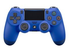 Sony DualShock 4 v2 - Håndkonsoll - trådløs - Bluetooth - bølgeblå - for Sony PlayStation 4