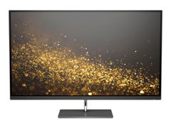 "HP Envy 27s - LED-skjerm - 27"" (27"" synlig) - 3840 x 2160 4K - IPS - 350 cd/m² - 1300:1 - 5.4 ms - 2xHDMI, DisplayPort"