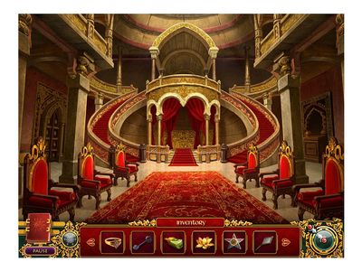 Libredia Secret of the Royal Throne - Windows (LIBSCRTOTRT)