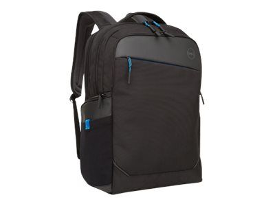 "DELL Professional Backpack 17 - Notebookryggsekk - 17"" - svart - for Inspiron 17 7773 2-in-1, 3780, 5770, 5775, 7786 2-in-1; Precision Mobile Workstation 7730 (PF-BP-BK-7-17)"