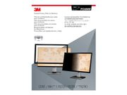 """3M personvernfilter med ramme for 24"""" Monitors 16:9 - personvernfilter for skjerm - 23.6""""-24"""" wide (PF240W9F)"""