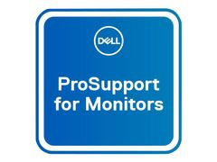DELL Oppgrader fra 3 År Advanced Exchange til 3 År ProSupport for monitors - Utvidet serviceavtale - bytte - 3 år - forsendelse - responstid: NBD - for Dell E2016, E2218, E2318, E2418, P1917, P2017, P2217,