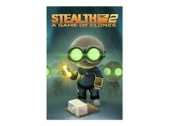 Microsoft Stealth Inc 2: A Game of Clones - Xbox One - Nedlasting - ESD