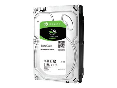 "Seagate Barracuda ST2000DM008 - Harddisk - 2 TB - intern - 3.5"" - SATA 6Gb/s - 7200 rpm - buffer: 256 MB (ST2000DM008)"