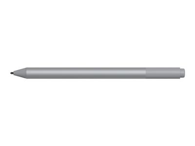 Microsoft Surface Pen - Peker - 2 knapper - trådløs - Bluetooth 4.0 - platina - for Surface 3, Book, Book 2, Go, Laptop, Pro (I midten av 2017), Pro 3, Pro 4, Studio (EYU-00011)