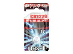 MAXELL Batteri CR1220 Li