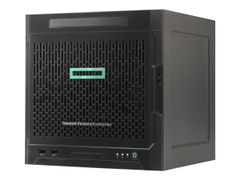 Hewlett Packard Enterprise HPE ProLiant MicroServer Gen10 Entry - Server - ultramikrotårn - 1-veis - 1 x Opteron X3216 / 1.6 GHz - RAM 8 GB - uten HDD - GigE - monitor: ingen