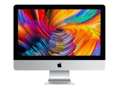 Apple iMac with Retina 4K display - Alt-i-ett - 1 x Core i5 3.4 GHz - RAM 8 GB - Hybriddrive 1 TB - Radeon Pro 560 - GigE - WLAN: 802.11a/b/g/n/ac, Bluetooth 4.2 - macOS Catalina 10.15 - monitor: LED 21.5