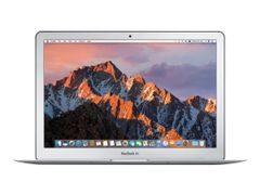 Apple MacBook Air - Core i5 1.8 GHz - Apple macOS Mojave 10.14 - 8 GB RAM - 128 GB SSD - 13.3