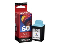 LEXMARK Farge (cyan, magenta, gul) - original - blekkpatron - for Lexmark Z12 Color Jetprinter, Z22 Color Jetprinter, Z32 Color Jetprinter