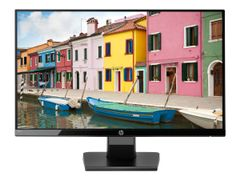 "HP 22w - LED-skjerm - 21.5"" (21.5"" synlig) - 1920 x 1080 Full HD (1080p) - IPS - 250 cd/m² - 1000:1 - 5 ms - HDMI, VGA - svart onyks"