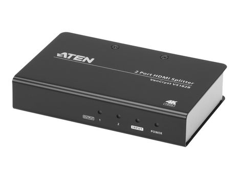 ATEN VanCryst VS182B True 4K - video/ lyd-splitter - 2 porter (VS182B-AT-G)