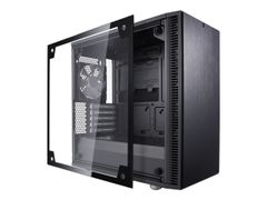 Fractal Design Define Mini C TG - tower - mikro ATX